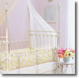 Crib Bedding Serena & Lily Anna pattern